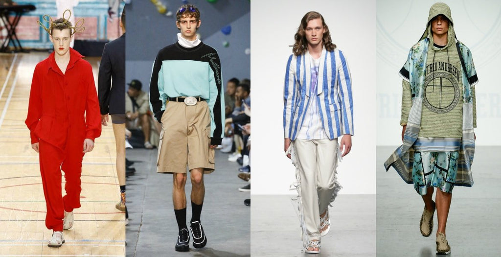 The 5 Best Trends We Saw At London Fashion Week Men S Ss18