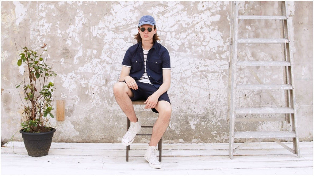 8123c1f0 The Idle Man Summer Lookbook 2017
