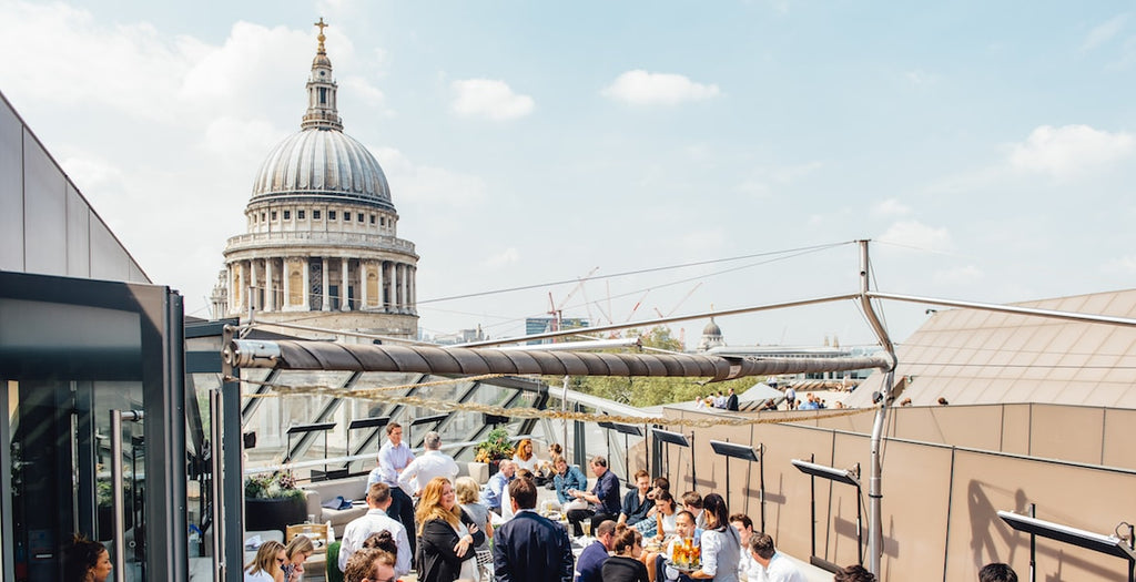 The 5 Best Rooftop Bars And Restaurants in London