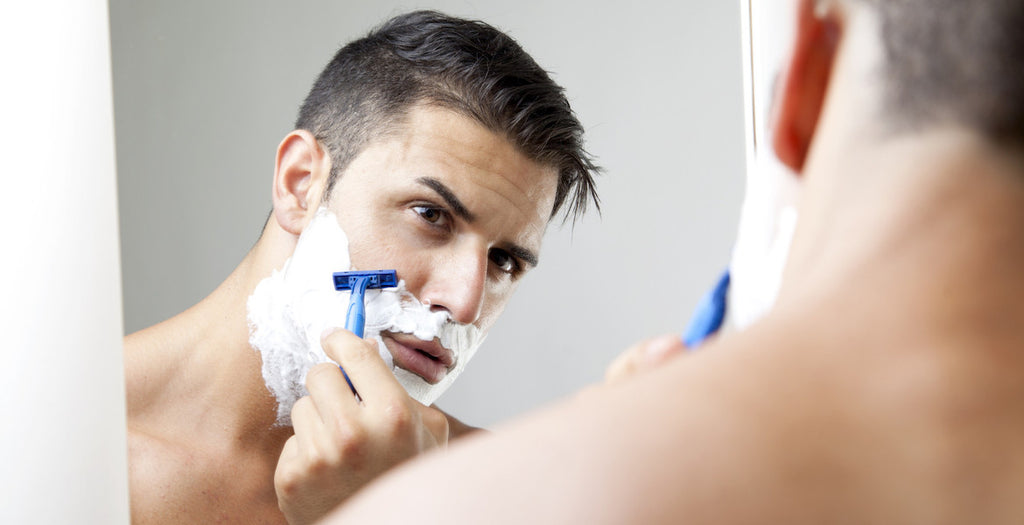 How to Shave with Sensitive Skin