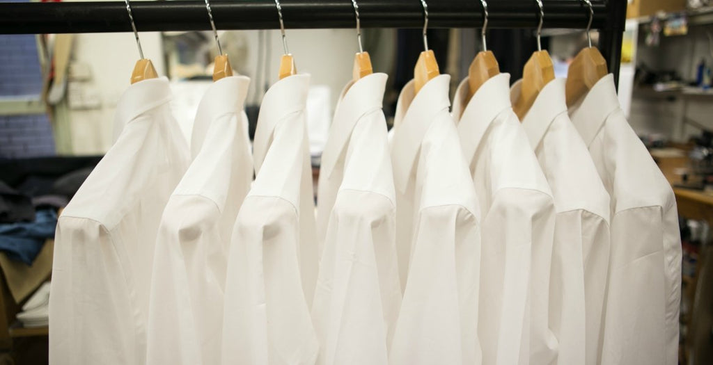 Your Guide to Men's Bespoke Shirts