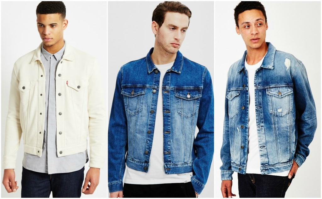 4b534d9ee123c 4 Seasonal Outfits to Wear With a Denim Jacket