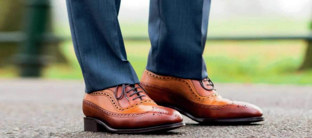 Your Guide To Men S Formal Shoes