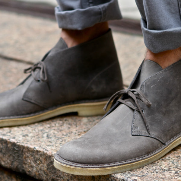 698390c0337 How to Wear Desert Boots With Jeans