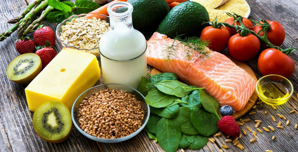 6 Food and Minerals for Hair Loss Prevention