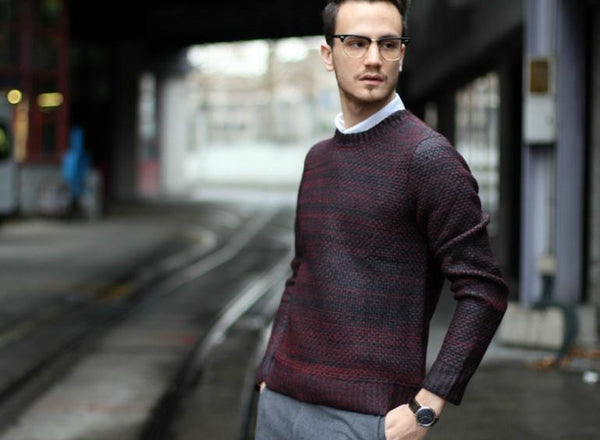 The Do S And Don Ts For The Perfect Knitwear And Shirt Combination