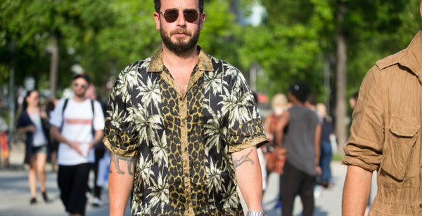 Your Guide to Print and Patterned T-Shirts