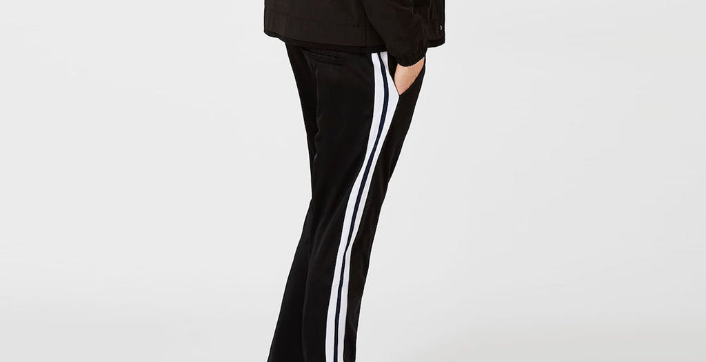 b90763bd 3 Ways to Wear Side Stripe Trousers