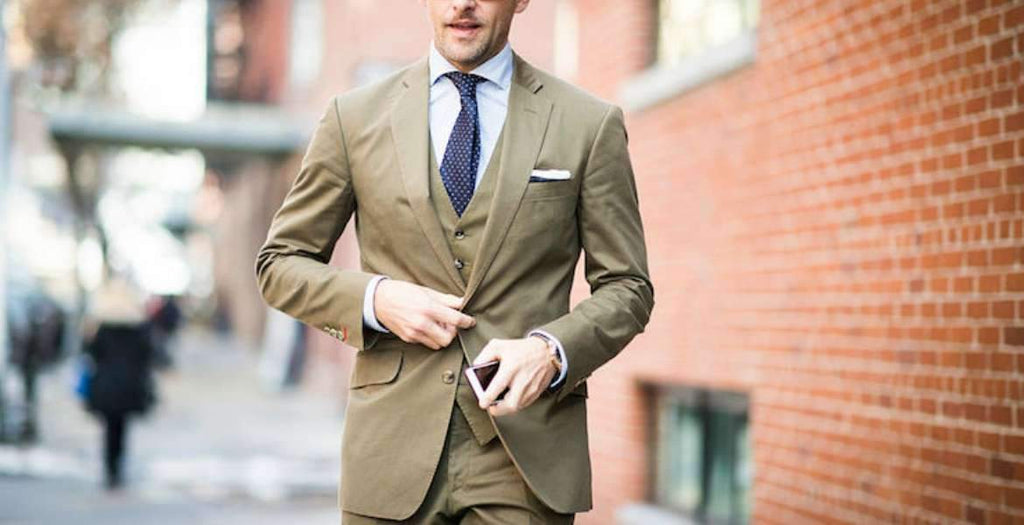 The Biggest Rules When Wearing a Suit