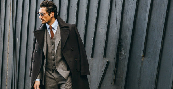 When to Wear a Three Piece Suit