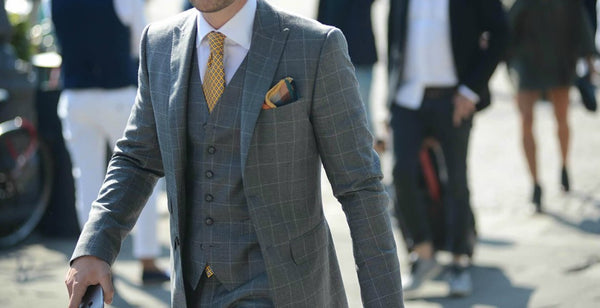 Your Guide to Wearing a Waistcoat