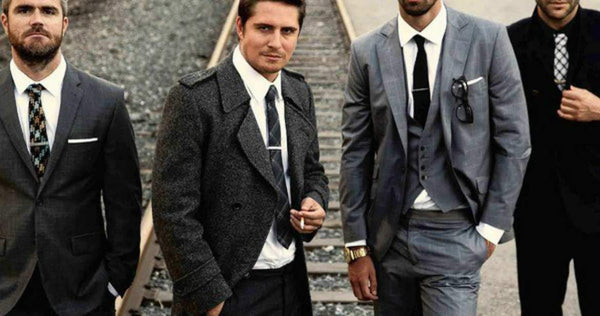 Tie Clips, What are They and How to Wear One