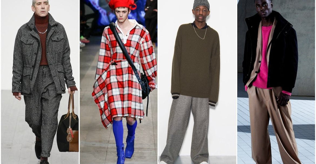 Top Trends For Aw18