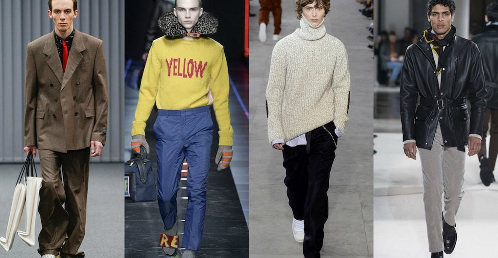 The Top 8 Men's Trends for A/W 2017