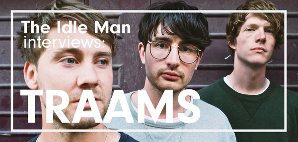 Traams x Beacons Festival x The Idle Man|Traams Press Shot|Traams Press Shot