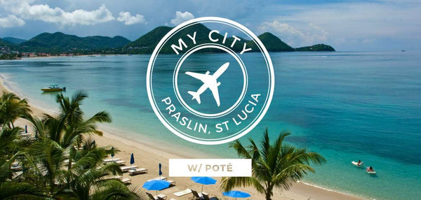 my city pote st lucia|Poté my city outfit St Lucia|pote my city Labatwi|Mamiku Gardens pote||Castries-Market-Saint-Lucia pote|Pote City Guide look|