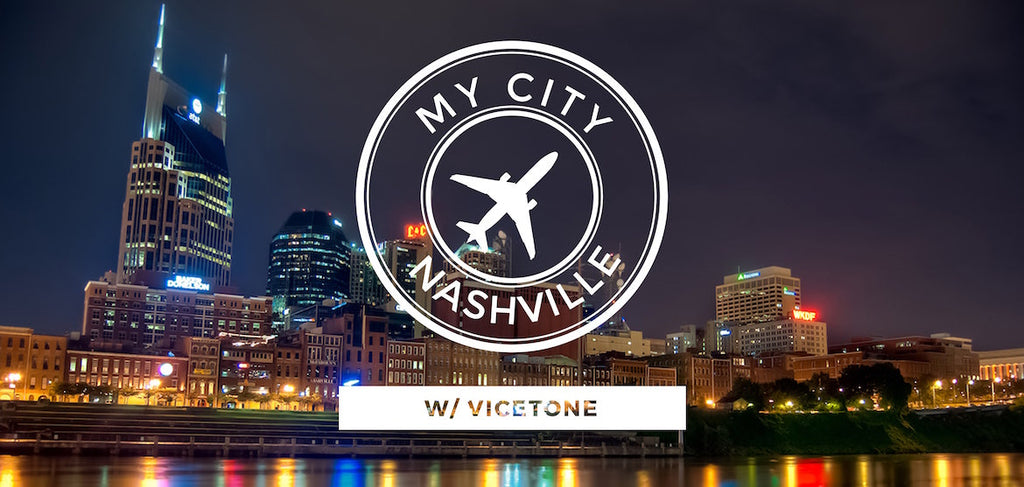 A Guided Tour of Nashville with Vicetone