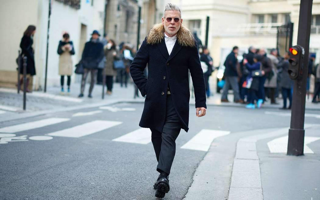 How To Get Nick Wooster's Style