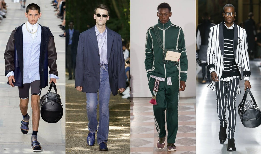 Top Six Trends from Paris Fashion Week Men's SS18