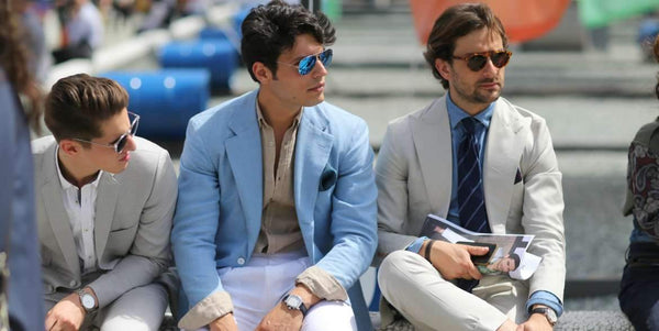 Street Style at Pitti Uomo 2016