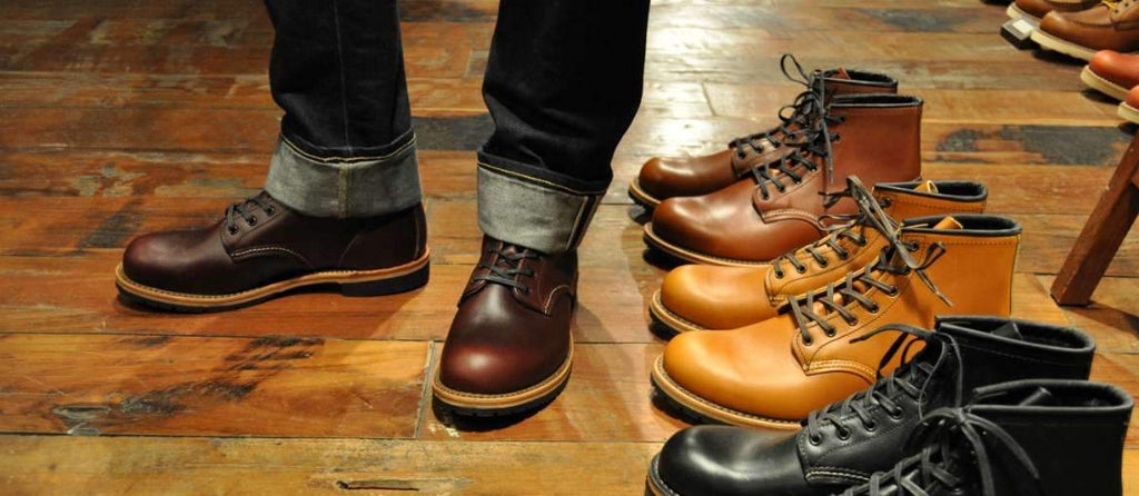 d0888386254 The History of Red Wing Shoes