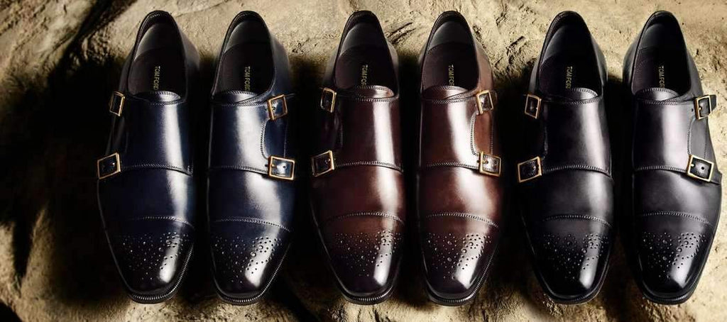 How to Wear Double Monk Strap Shoes