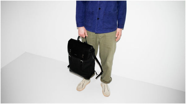 sandqvist hege bag|SANDQVIST Roald Backpack Black Mens|SANDQVIST Cleo Wash Bag Blue Mens|SANDQVIST Dante Backpack Blue Mens|sandqvist lookbook mens style|sandqvist lookbook mens style2|history of sandqvist