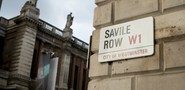 Everything You Need To Know About Savile Row