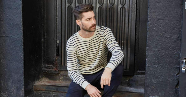 How to Wear a Striped Shirt