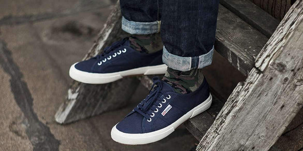 How to Wear the Superga 2750 Cotu Classic