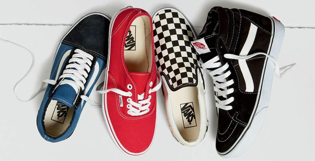 How to Lace Vans