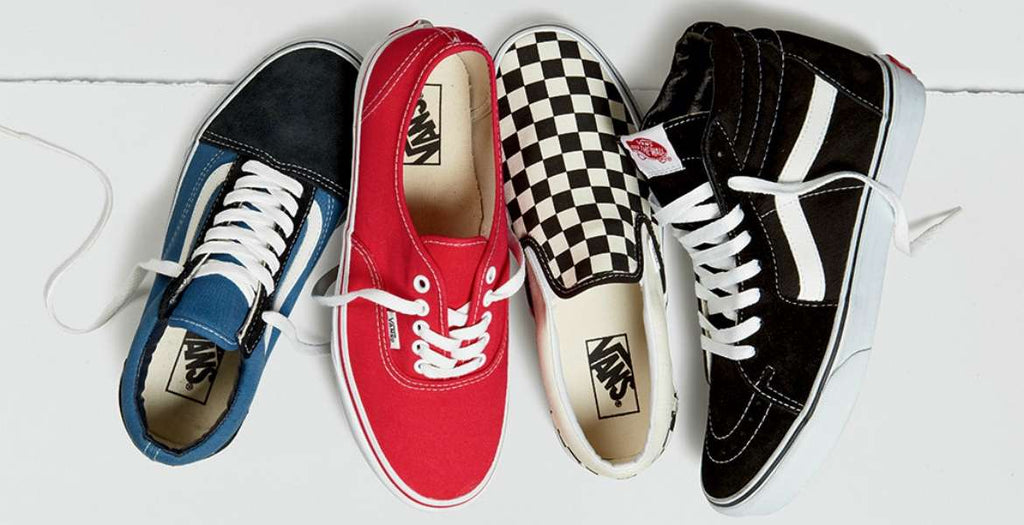 buy popular 63c1e d2c17 5 Iconic Vans Trainers and How to Wear Them