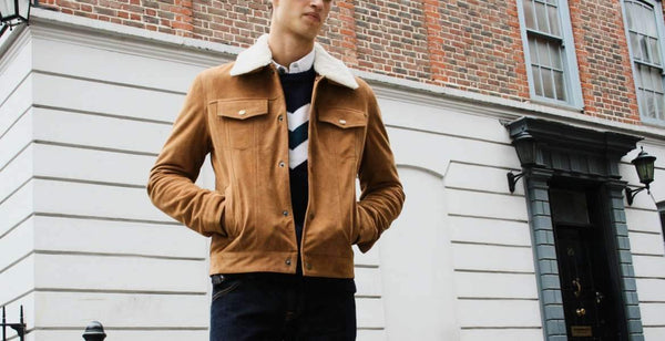 Why a Brown Suede Jacket is a Wardrobe Must Have
