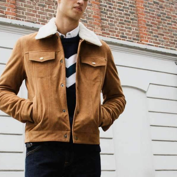bdfa474fb Why a Brown Suede Jacket is a Wardrobe Must Have
