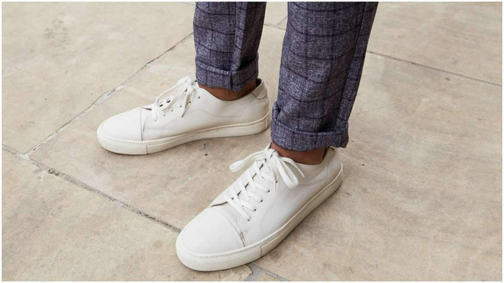 The Definitive Guide to the Best White Trainers