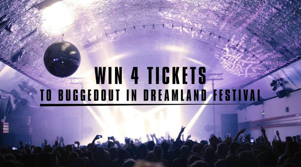win buggedout dreamland tickets|