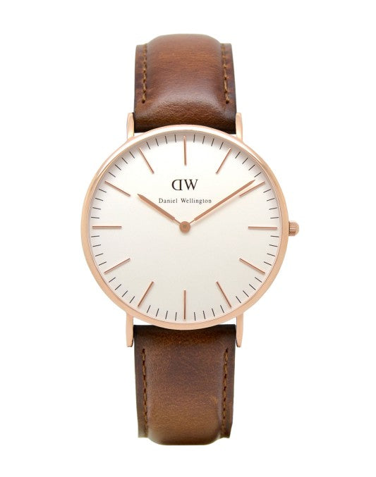 DANIEL WELLINGTON 0106DW St Andrews Watch Brown men