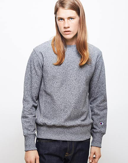 Champion Grey Sweatshirt men