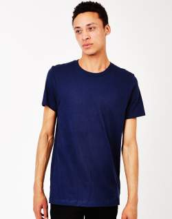 The Idle Man Navy T-shirt for men
