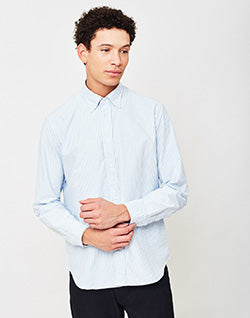 BD Baggies Classic Striped Oxford Shirt