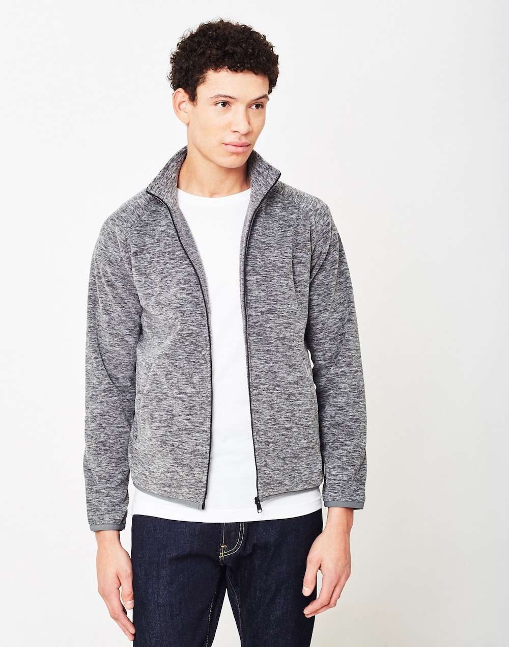 Carhartt WIP Grey jacket men
