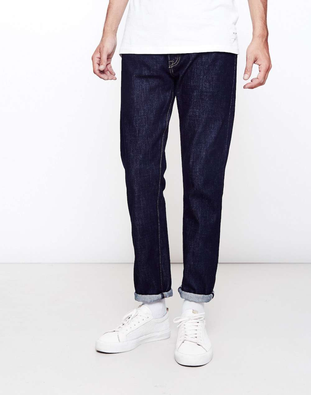Levi 501 tapered jeans mens