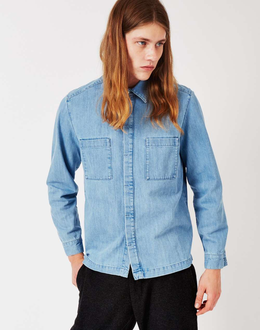 Gant Rugger Denim Shirt men