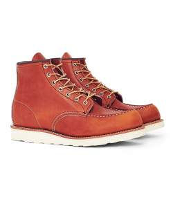 the idle man redwing boot