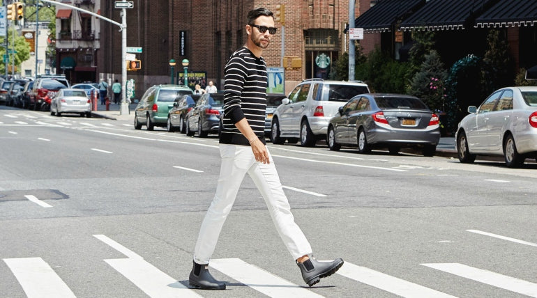 short-low-hunter-wellie-boots-summer-white-trousers-jeans
