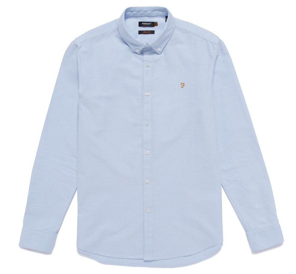 Farah Vintage Oxford Shirt