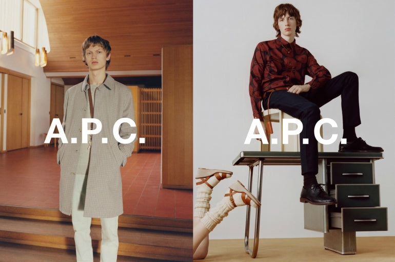 A.P.C-Campaign-Mens-Fahsion-French-Brand-Paris-Style