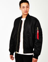 alpha industries MA1 Bomber jacket for men