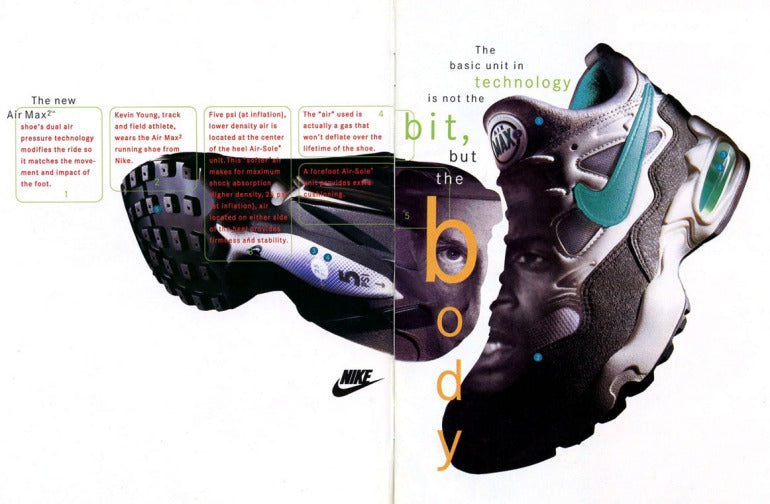 Air Max 93 Advert