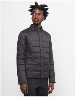 BARBOUR INTERNATIONAL Cusp Puffer Jacket Black Mens